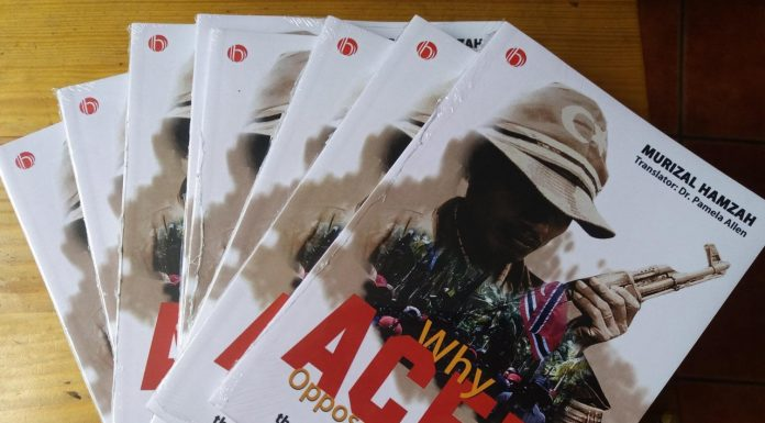 Buku Hasan Tiro Edisi Bahasa Inggris Beredar